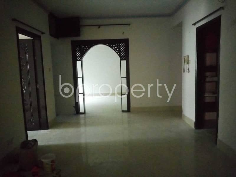 This Ready Apartment At Shantinagar , Near BASIC Bank Limited Is Up For Sale.