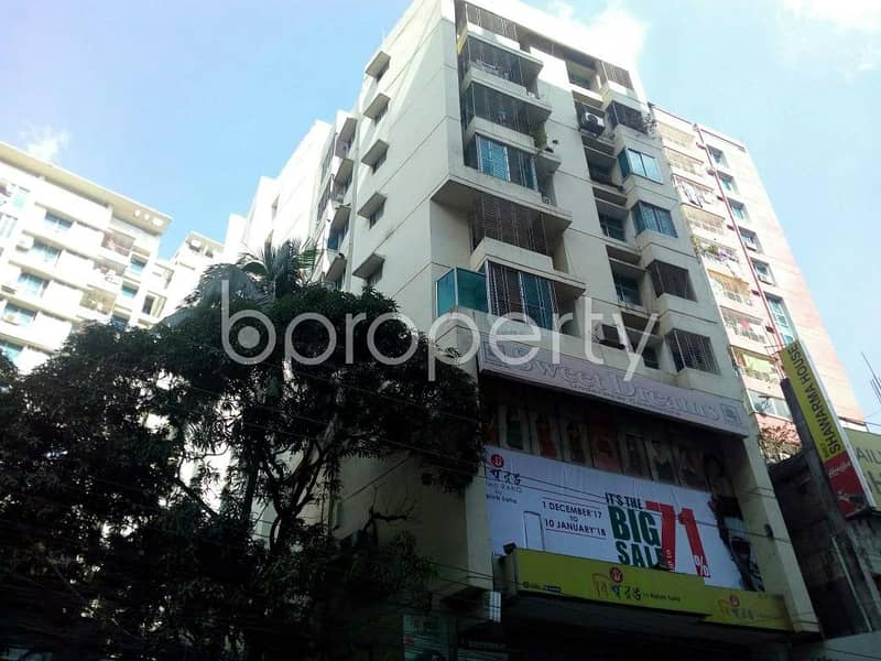 A Finely Developed Commercial Shop Space Of 70 Sq Ft Is Ready To Be Rented In Shiddheswari, Near Monowara Hospital