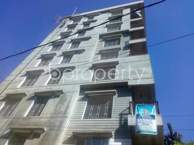At Panchlaish a suitable flat is up for sale which is 1250 SQ FT close to Grammar School