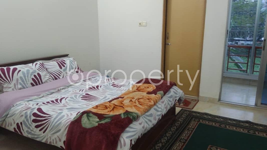 Near NSU, 2375 Sq Ft Flat For Sale In Bashundhara R-a