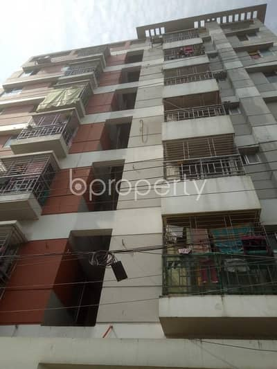 2 Bedroom Flat for Sale in Badda, Dhaka - In The Location Of Nurer Chala An Apartment Is For Sale Near Bloomfield International School And College.