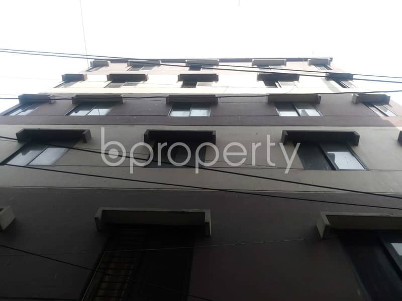 An Office Space Of 750 Sq. Ft Is Vacant For Rent In Nadda Near To Nadda Mosjid.