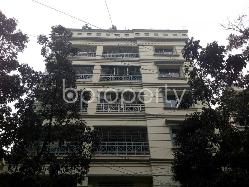 Grab This Flat Up For Rent In Banani Near Banani Playground