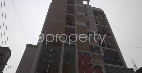 3 Bedroom Flat for Sale in Dakshin Khan, Dhaka - 1200 Sq. Ft. Apartment Is For Sale In Dakshin Khan Near Shah Kabir Mazar