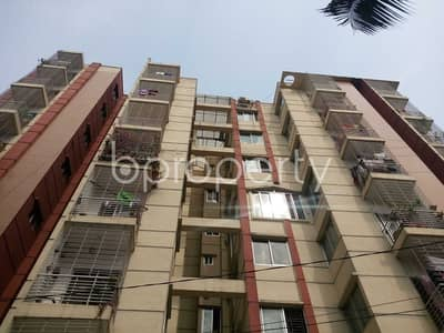 3 Bedroom Flat for Sale in Nadda, Dhaka - See This Apartment Up For Sale In Nadda Near Bashundhara Bus Stop