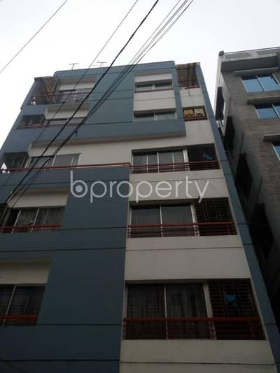 A Ready Flat Is Available For Rent At Uttara Nearby Milestone College