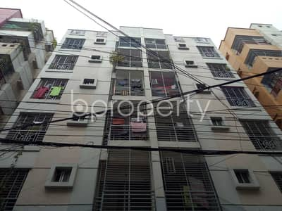 Ready Flat Is Now For Rent In Bashundhara Nearby Prime Bank Limited