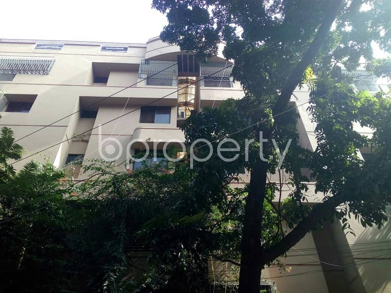 A Flat Can Be Found In Banani For Rent, Near Banani Police Station