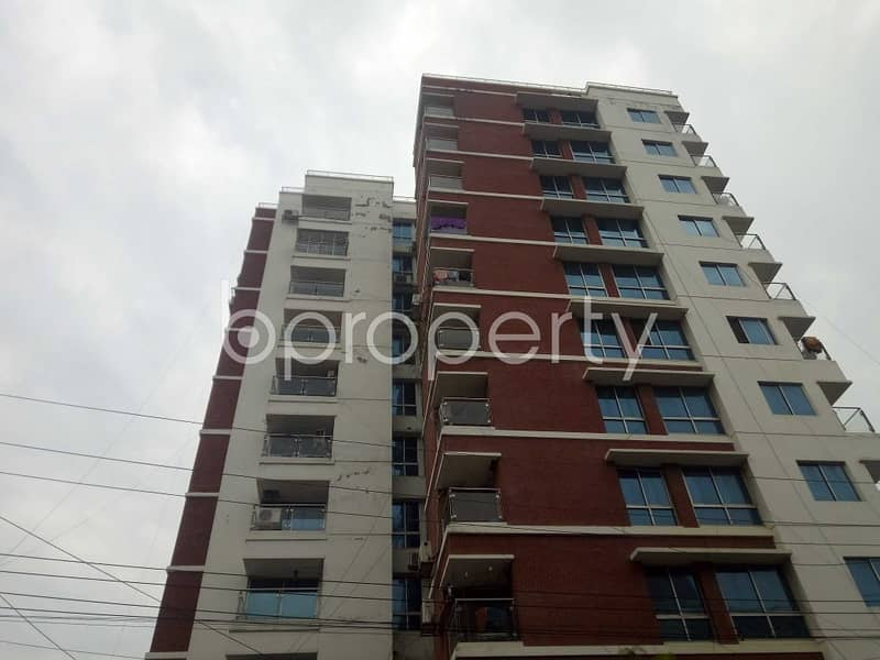 Flat for Rent in Banani close to Banani Model High School