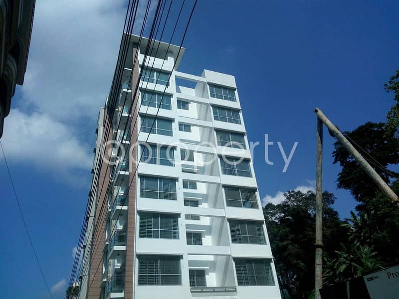 Picture yourself, residing in this well constructed and planned 1957 SQ FT flat in South Khulsi for sale, near Chatogram Government Women's College