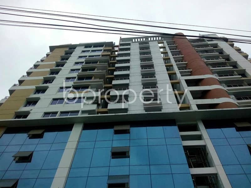 You can move into this well planned and comfortable Residential flat in Narayanganj for sale which is 1427 SQ FT, near Labaid Hospital