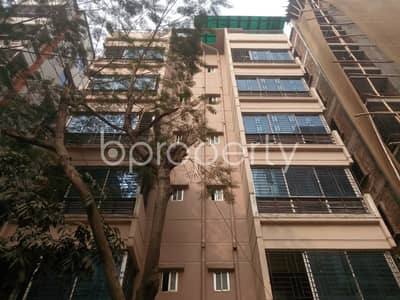 Office for Rent in Aftab Nagar, Dhaka - This Office Is Up For Rent In Aftab Nagar Near EWU.