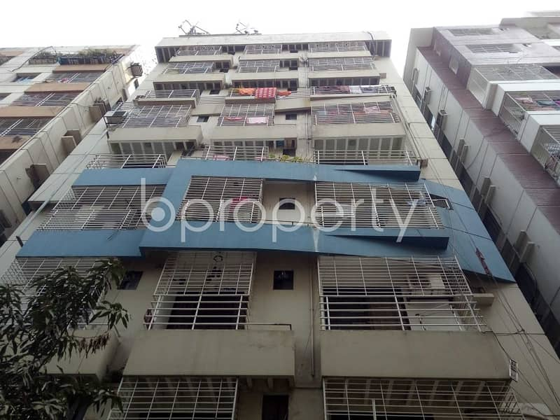 An Apartment Up For Sale Is Located At Niketan, Near To College Of Nursing