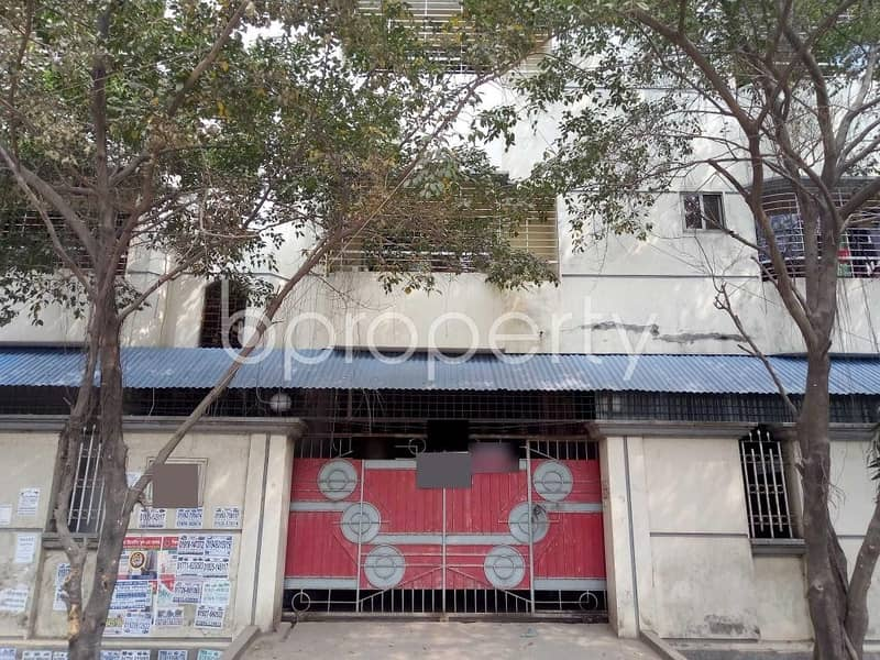 A Warehouse Space Is Up To Rent In Uttara, Nearby Tanjimul Ummah Pre-cadet Madrasa