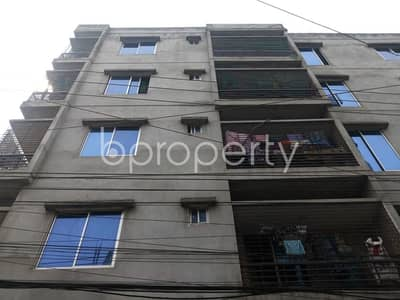 1150 Sq Ft Apartment Is Ready For Rent At East Shewrapara, Near Monipur School & College