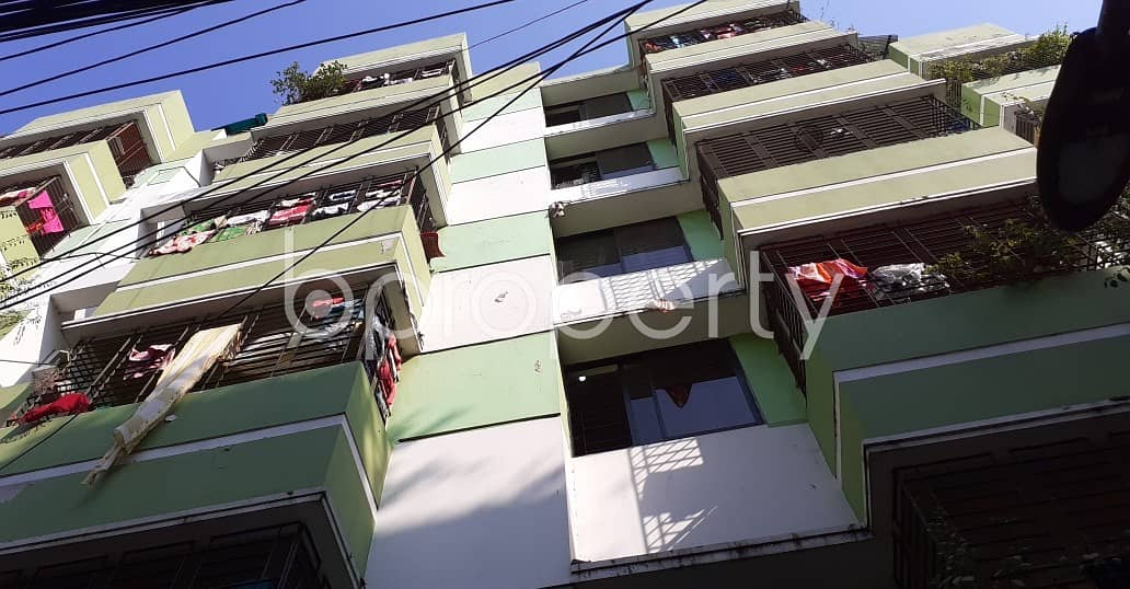 We Have A Ready Flat For Rent In Kathalbagan Nearby Baitul Falah Jame Masjid