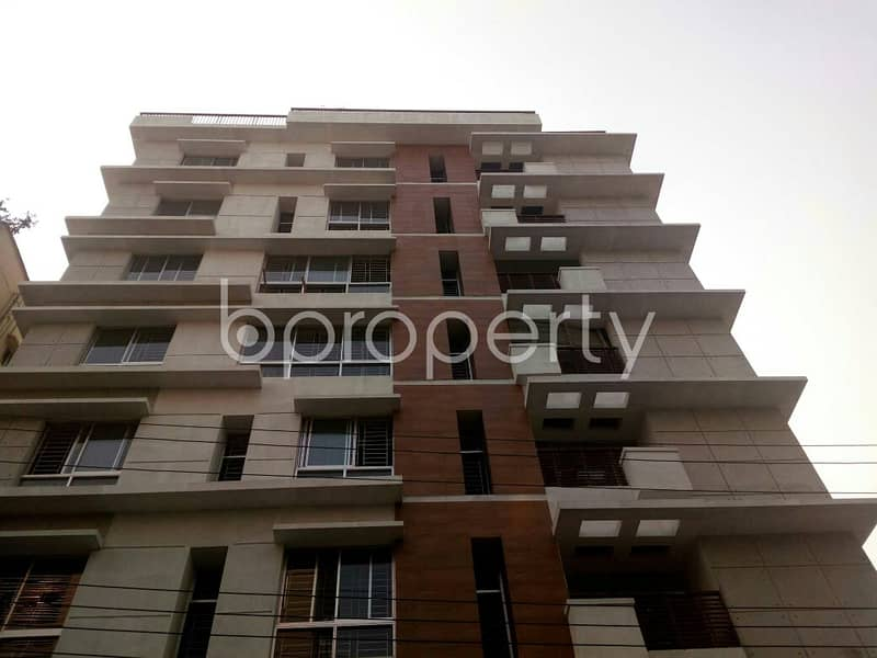 Start A New Home, In This, 2200 Sq Ft Flat For Sale In Mirpur Dohs, Near Mirpur Cantonment Public School And College