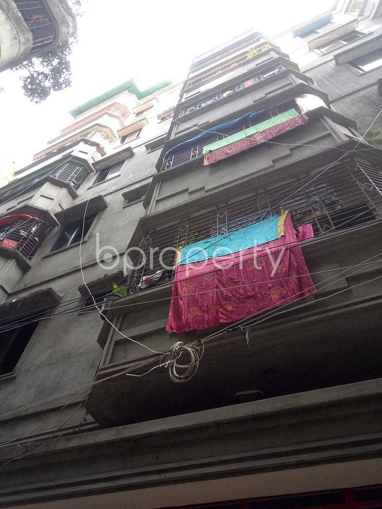 An Apartment Is Ready For Rent At Shahjadpur , Near Eidgah Masjid.