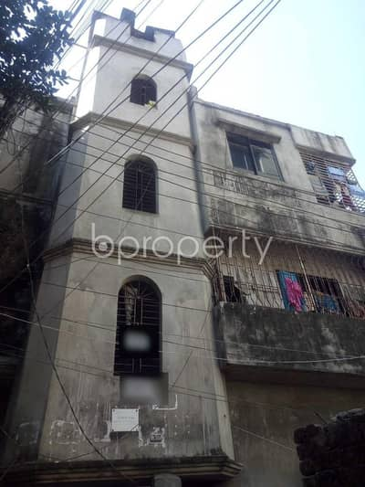 An Apartment Is Ready For Rent At Shahjadpur, Near Southeast Bank Limited.