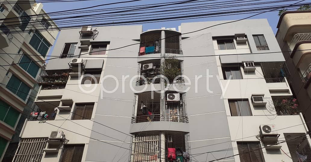 An Apartment Is Ready For Rent At Dhanmondi , Near University of Liberal Arts Bangladesh Campus A.