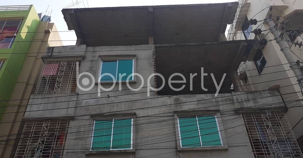 Grab This Flat Up For Rent In Uttara Near Lab One Hospital