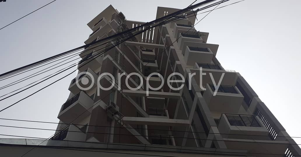 A Ready Flat Is Available For Rent At Lalmatia Nearby Lalmatia Mohila College