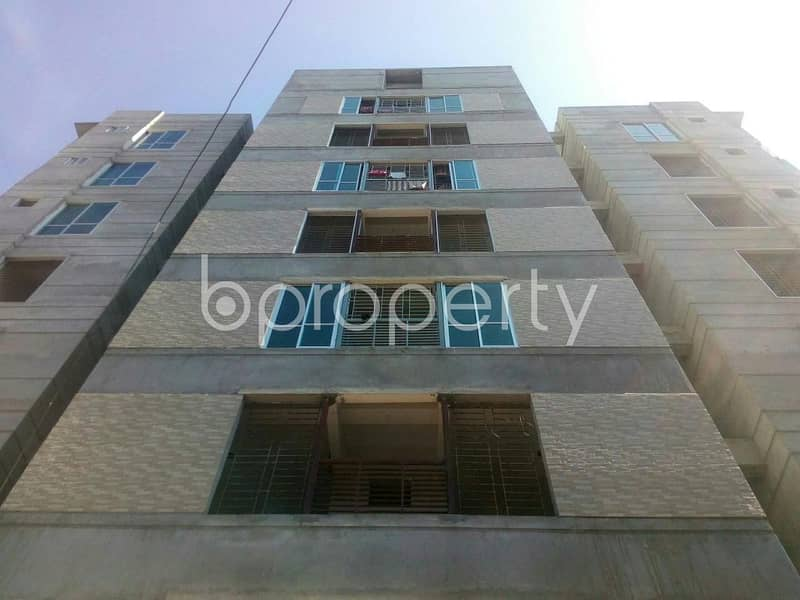 In Badda 1010 SQ FT flat is available for Sale which is now close to Suvastu Nazar Valley