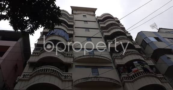 Spacious Apartment Is Ready For Rent At Lalmatia Nearby Lalmatia Mohila College