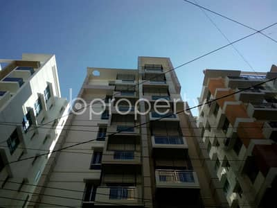 3 Bedroom Flat for Sale in Bashundhara R-A, Dhaka - Create your home in a 2110 SQ FT flat for sale in Bashundhara R/A Block D, near Kuril Chowrasta Bus Stop