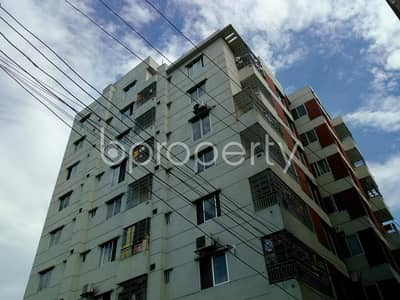 3 Bedroom Apartment for Sale in Bayazid, Chattogram - A vacant 1226 SQ FT residential flat at Bayazid situated close to Polytechnic Mor is up for sale.