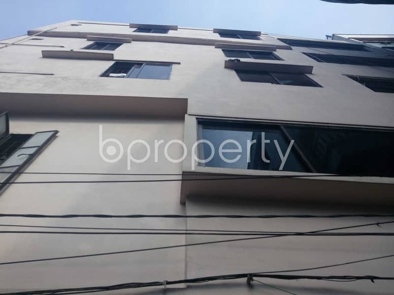 Visit This Apartment For Rent In Kalachandpur Near Kalachandpur School .