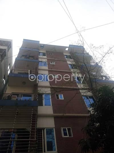 Grab This Flat Up For Rent In Uttara Near South Breeze School