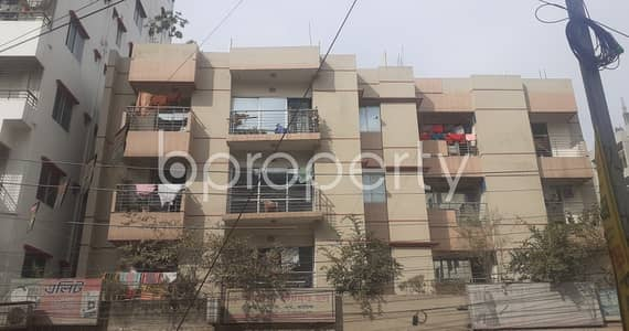 A Nicely Planned Flat Is Up For Rent In Dhaka Uddan Nearby Dhaka Uddan Public School