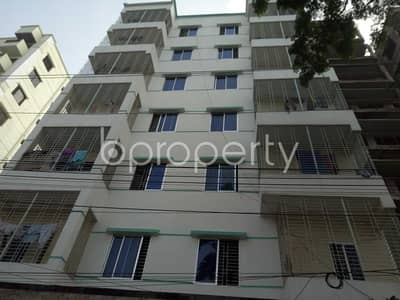 Apartment for Rent in Bashundhara R-A nearby NSU