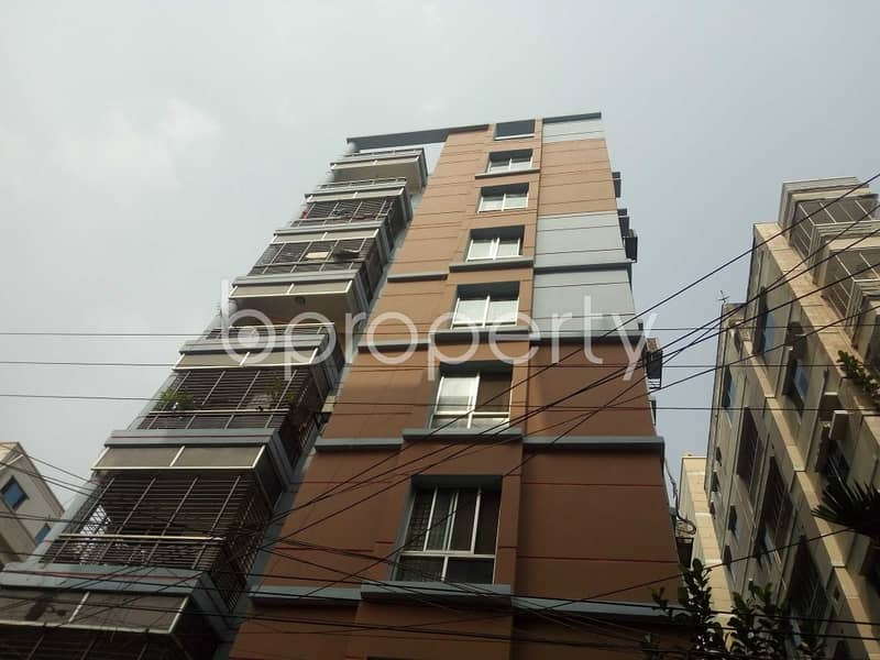In Bashundhara Near Jamuna Future Park, A Flat Is Ready For Rent