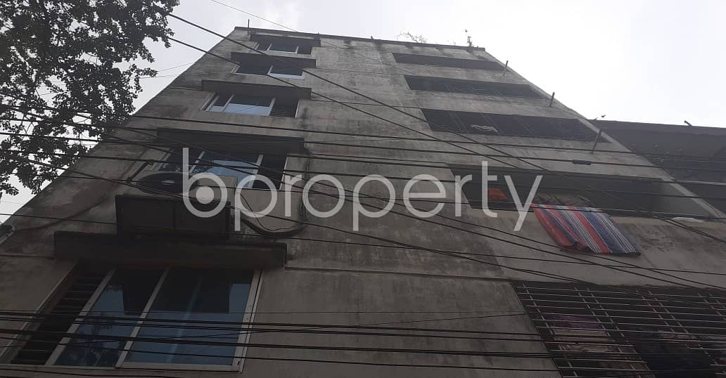 Nice Flat Can Be Found In Lalmatia For Rent, Near Lalmatia Mohila College