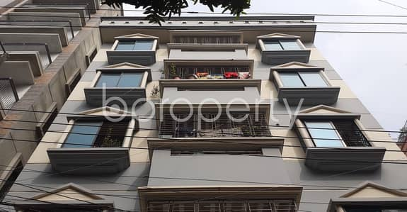 A Nicely Planned Flat Is Up For Rent In Mohammadpur Nearby Pc Culture Housing Society Jam-e-masjid