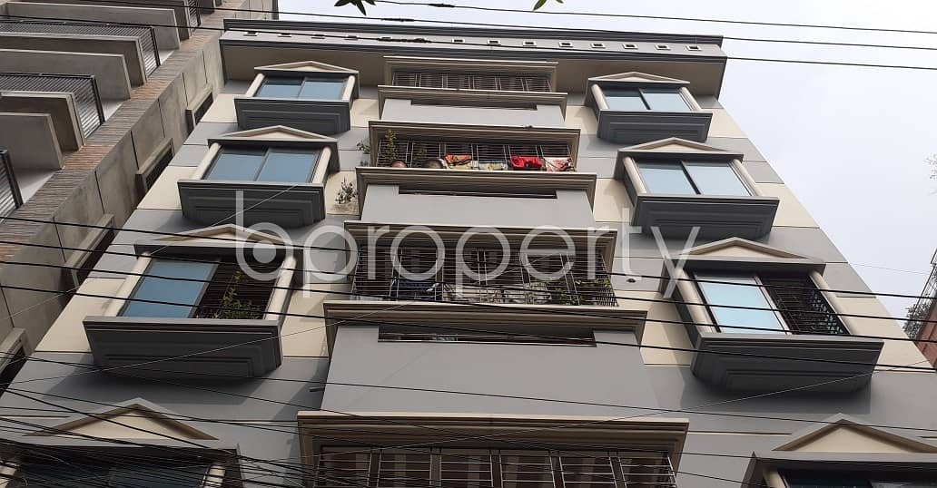 Convenient Apartment For Rent In Mohammadpur Near Pc Culture Housing Society Jam-e-masjid