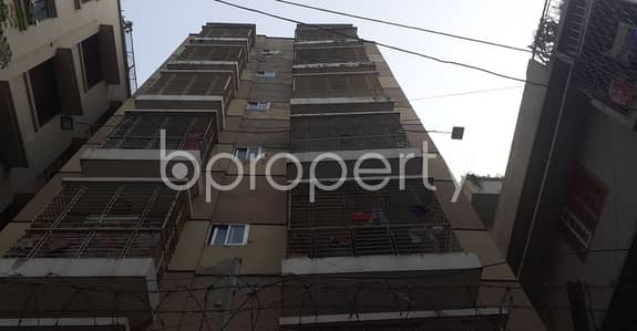 3 Bedroom Flat for Sale in Hatirpool, Dhaka - In The Location Of Hatirpool An Apartment Is For Sale Near Dhanmondi Jame Mosque.