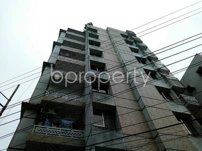 3 Bedroom Apartment for Sale in Rampura, Dhaka - A rightly planned 1040 SQ FT residence is found for sale in Rampura, near East West University (EWU)