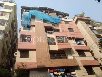Grab This Flat Up For Rent In Baridhara Dohs Near Baridhara Dohs Jame Mosjid