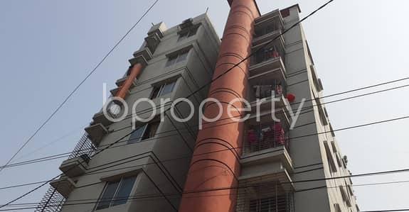 3 Bedroom Apartment for Sale in Dakshin Khan, Dhaka - 960 Sq. Ft. Apartment Is For Sale In Dakshin Khan Near Mridha Market
