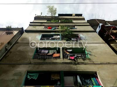 1 Bedroom Apartment for Rent in Kazir Dewri, Chattogram - At Kazir Dewri, a 700 SQ FT well-fitted property is all set for rent near to VIP Center