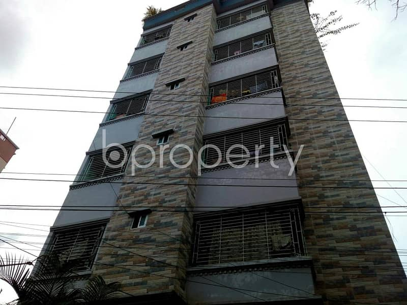 A 1200 SQ FT household is available for rent at Thakur Para close to Cumilla Trauma Centre