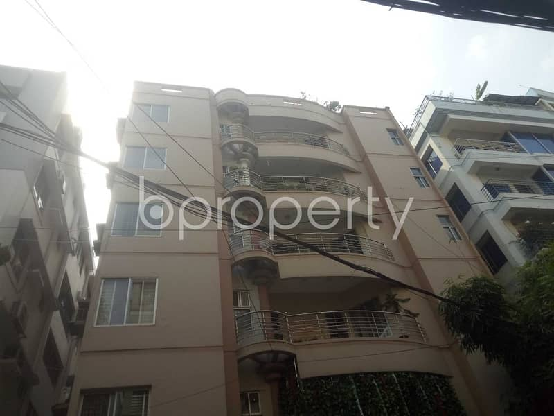 An Apartment Is Ready For Rent At Baridhara DOHS, Near DOHS Baridhara Mosque.