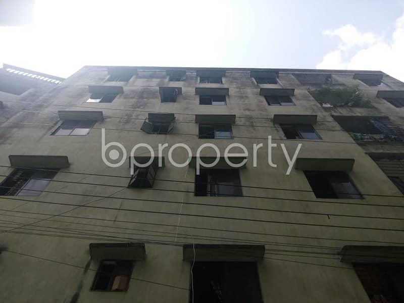 Rarely Available A Spacious Apartment Is Up For Rent At West Kalachandpur Nearby Kalachandpur Paschimpara Jame Masjid
