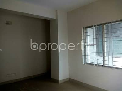 3 Bedroom Flat for Sale in Uttara, Dhaka - Comfortable And Well Designed Apartment Of 2050 Sq Ft In Uttara Sector 10 For Sale, Near Bishwa Ijtema Maidan