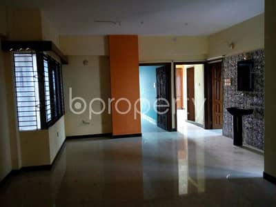 Apartment Of 1400 Sq Ft For Sale In Bayazid, Near Hill View R/a Jame Mosjid