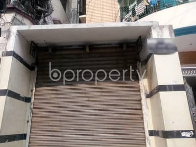 Shop for Rent in Kalachandpur, Dhaka - At Kalachandpur, an 150 Sq Ft Well Fitted Shop Is To Rent Near To DBBL ATM