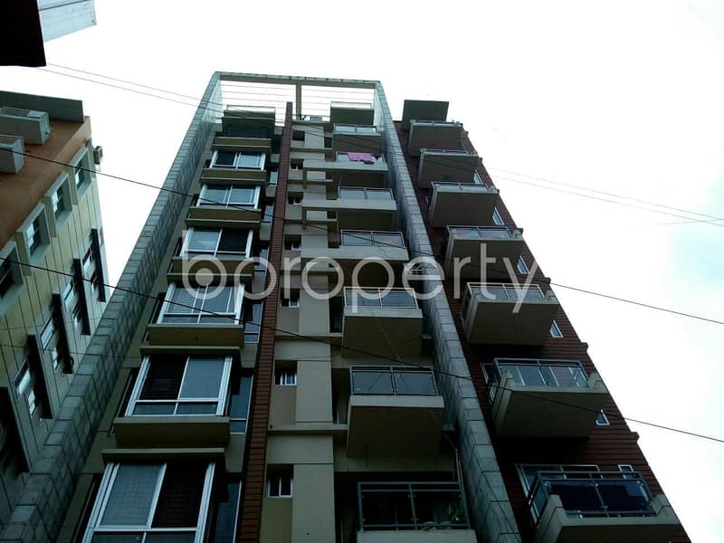 Positioned at Uttar Lalkhan, a 1770 SQ FT residential flat is quite accessible for selling near to Sanmar Shopping Mall